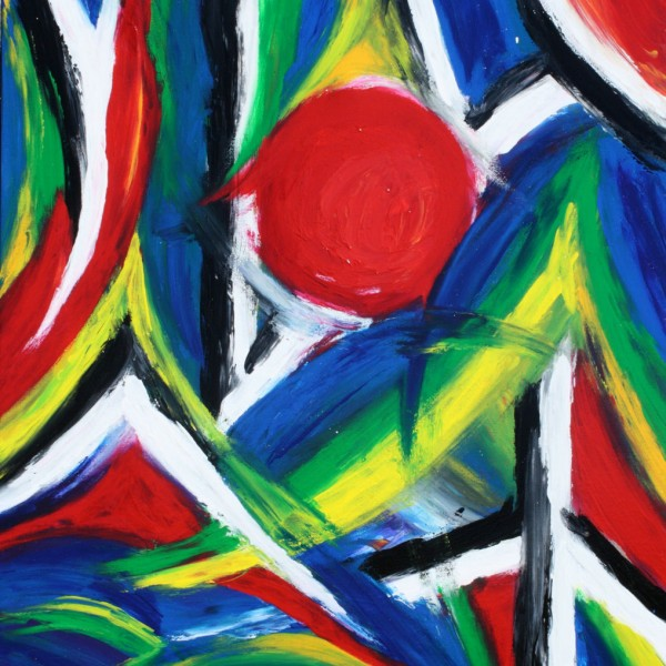Alignment - Abstract Art by Eric Siebenthal - Acrylicmind.com