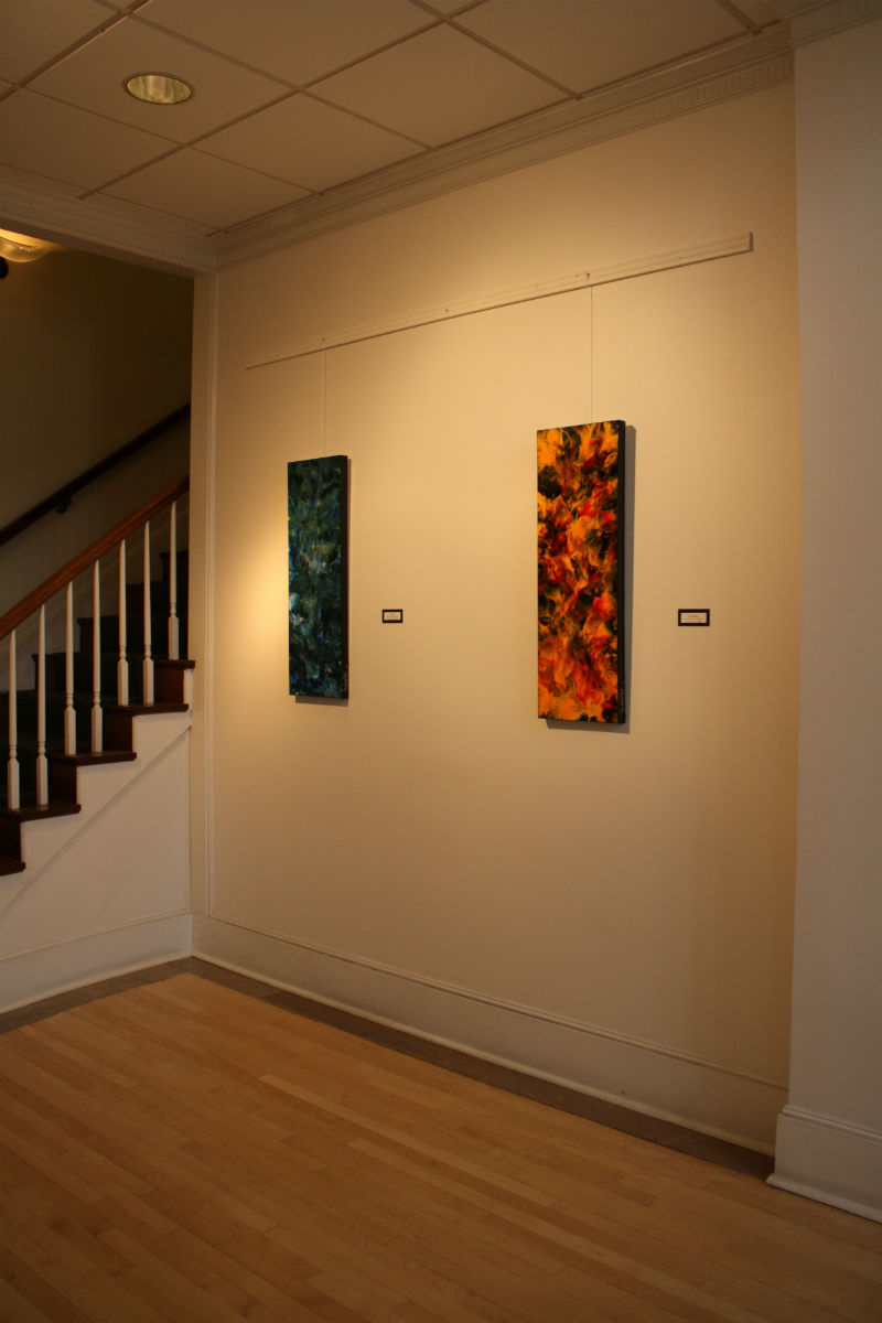 Museum of the Arts - The Sea - The Fire - Eric Siebenthal