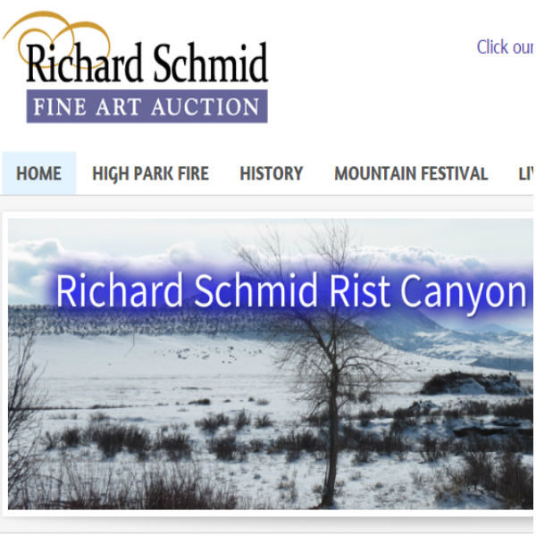 Richard Schmid Auction - Portfolio - Eric Siebenthal