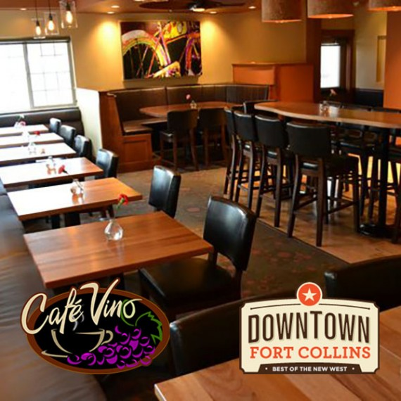 Cafe Vino - Fort Collins - Eric Siebenthal